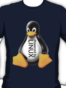 Powered by Linux T-Shirt