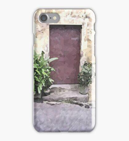 HC 25 Door iPhone Case/Skin