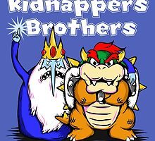 Kidnappers Brothers by green-devil