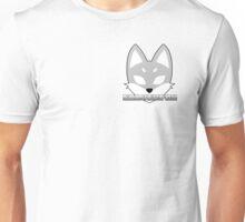 SilverFox Crest Unisex T-Shirt