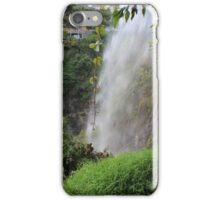 COLOMBIA WATERFALL iPhone Case/Skin