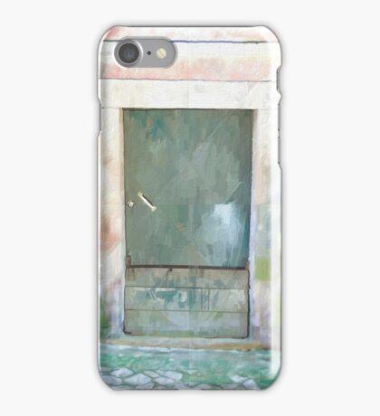 HC 23 Door iPhone Case/Skin