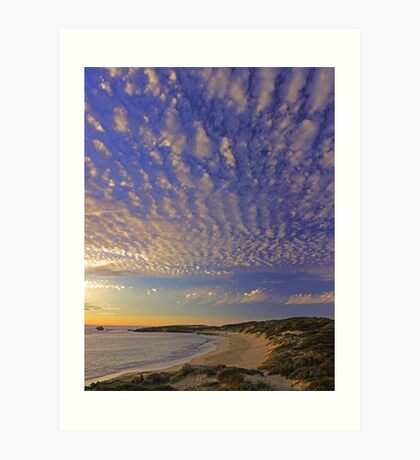 Point Peron - Western Australia  Art Print