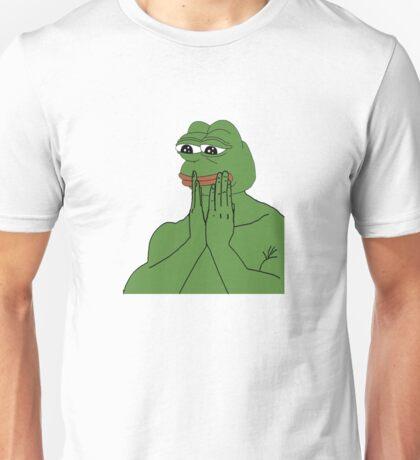 pepe da frog Unisex T-Shirt