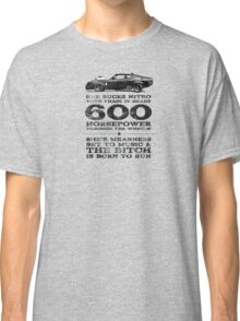 Mad Max Pursuit Special aka The Interceptor Classic T-Shirt