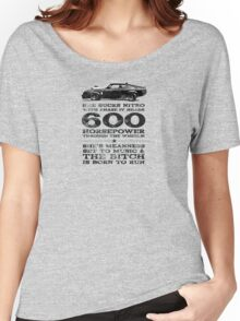 Mad Max Pursuit Special aka The Interceptor Women's Relaxed Fit T-Shirt