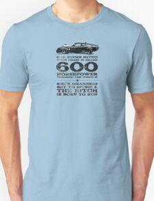 Mad Max Pursuit Special aka The Interceptor T-Shirt