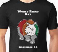 World Rhino Day Unisex T-Shirt