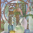 on the verandah by gailery