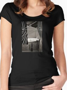 The Bronze Figure Women's Fitted Scoop T-Shirt