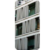 Artful Window Shades iPhone Case/Skin