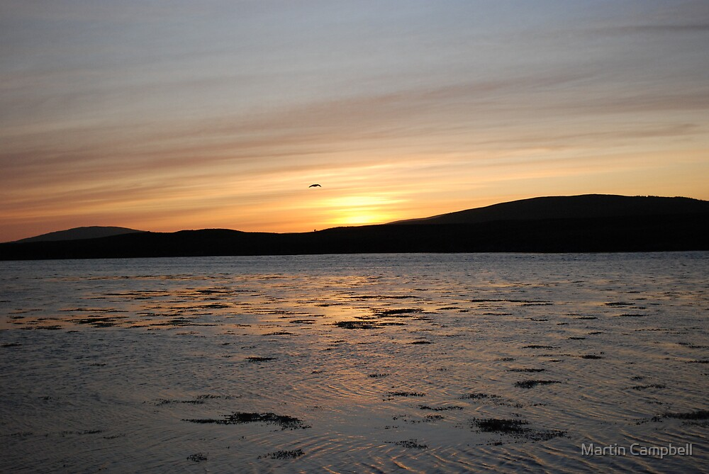 Loch Eport by Martin Campbell
