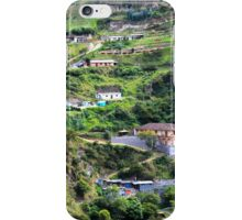 Rural scenery Colombia iPhone Case/Skin