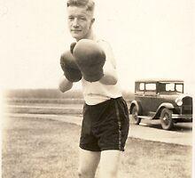 Dad - 1929 Dominion Lightweight Champ by zahnartz