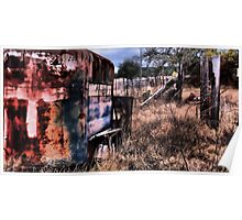 Abandon For The New    ( BoneYard Series )  Poster