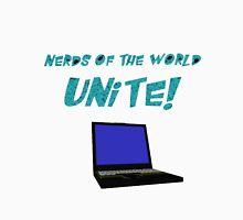 Nerds of the World Unite Long Sleeve T-Shirt