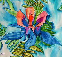 The Uniqueness of a Flower by Nira Dabush