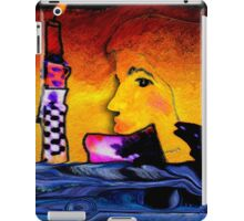 Part of the Pattern, page 16-17 from Everything IS, a visual and philosophical theory of everything iPad Case/Skin