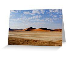 Namib Naukluft Park Greeting Card