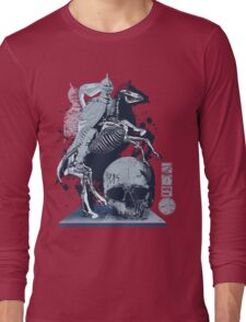 The Game of Kings, Wave Three: The White King's Knight Long Sleeve T-Shirt