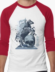 The Game of Kings, Wave Three: The White King's Knight Men's Baseball ¾ T-Shirt
