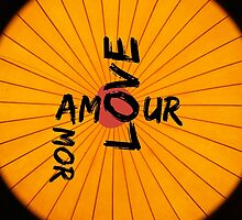 AMOUR LOVE AMOR by Francois Verlynde