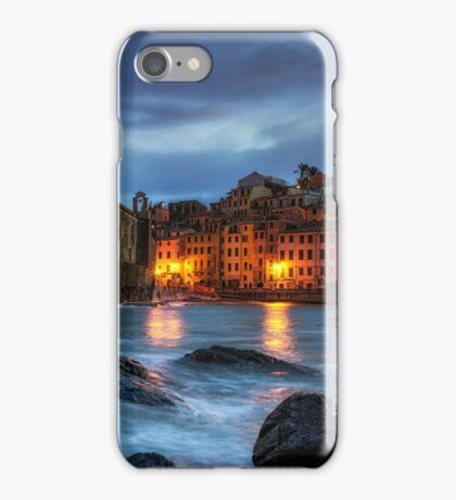 Vernazza Night iPhone Case/Skin