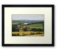 Dob Park Lodge Framed Print