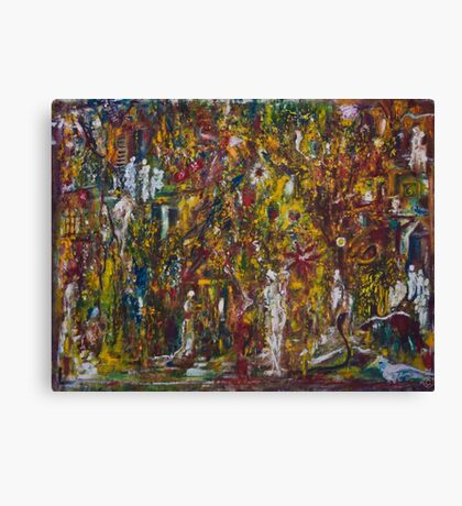 Untitled Project Canvas Print