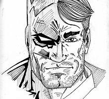 Bruce Wayne by Talking Watermelon