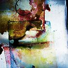 abstract watercolor #8 by Anthony DiMichele