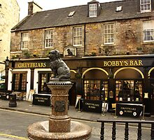Bobby's Bar by Martina Fagan