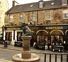 Bobby's Bar by Martina Fagan