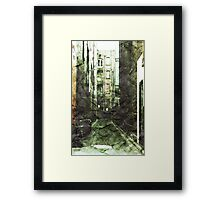 Discounted Memory Framed Print