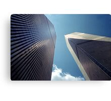 Homage to 9/11  Canvas Print