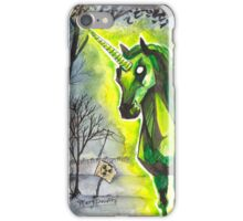 Radiant Unicorn iPhone Case/Skin