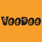 Voodoo (Black Text) by Beetlejuice