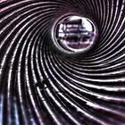 Barrel to breach. by Ian Ramsay
