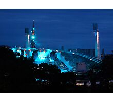 U2 Concert in the Sports Arena Photographic Print