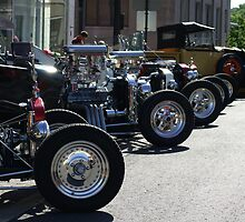 Hot Rods #1 by windowlady