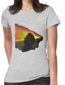 Matt 1 Womens Fitted T-Shirt