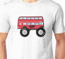 Monster Bus Unisex T-Shirt