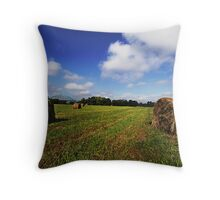 Its Harvest Time Throw Pillow