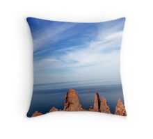 Bluff Throw Pillow