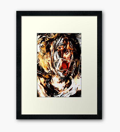 Wide Framed Print
