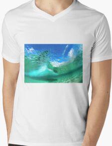 Lucid Drift Mens V-Neck T-Shirt