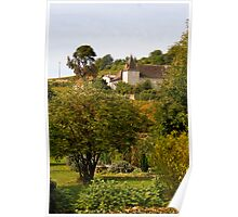 French Countryside Poster