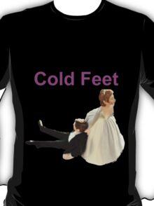 Cold Feet Pink T-Shirt