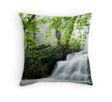 Rio Piedra Throw Pillow