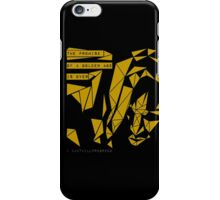 The Golden Age Is Over iPhone Case/Skin
